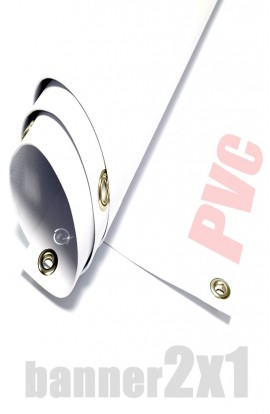 Striscione PVC 2x1
