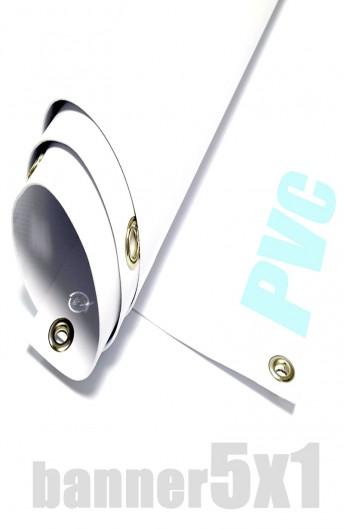 Striscione PVC 5x1
