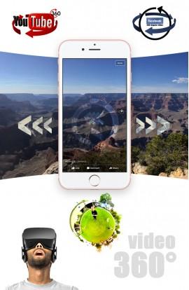 Video 360 Gradi