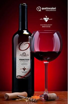Bottiglie di Vino Personalizzate