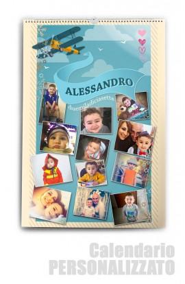 Calendario Fotografico Personalizzato
