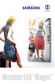 Monitor Samsung Led 32 Pollici Professionale - Mod. ML32E Mirror Display