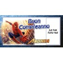 Striscione Spiderman