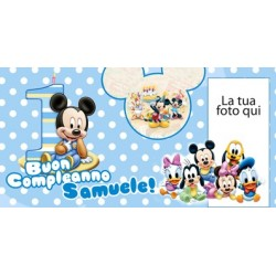 Striscione Mini Disney