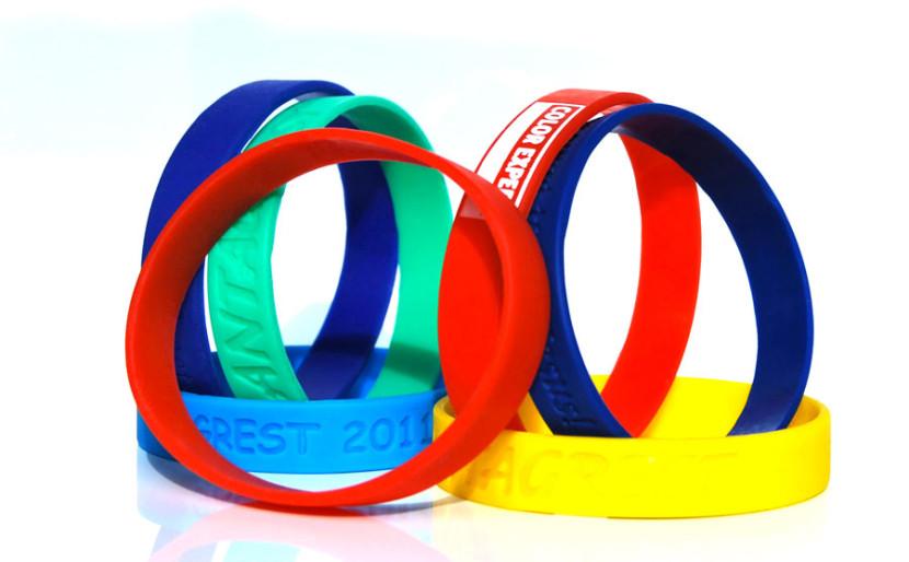 braccialetti silicone
