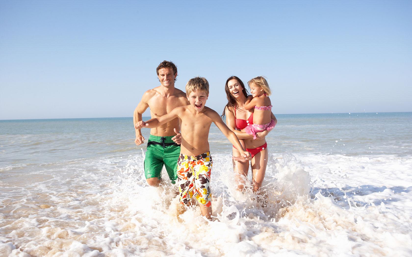 Trova clienti in spiaggia