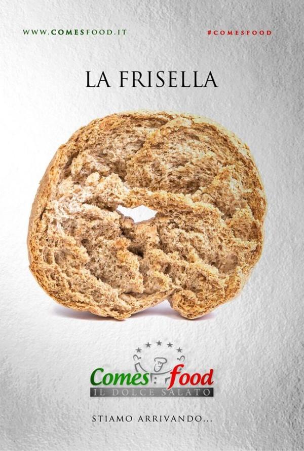 Campagna La Frisella Comes Food