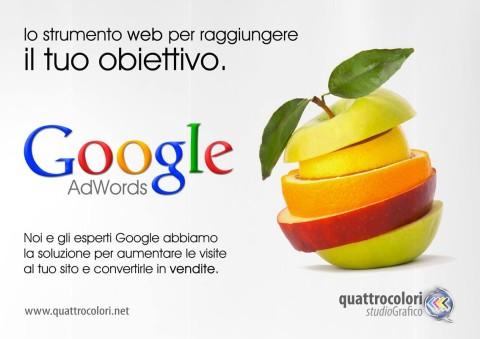 Campagna Pubblicitaria Google Adwords