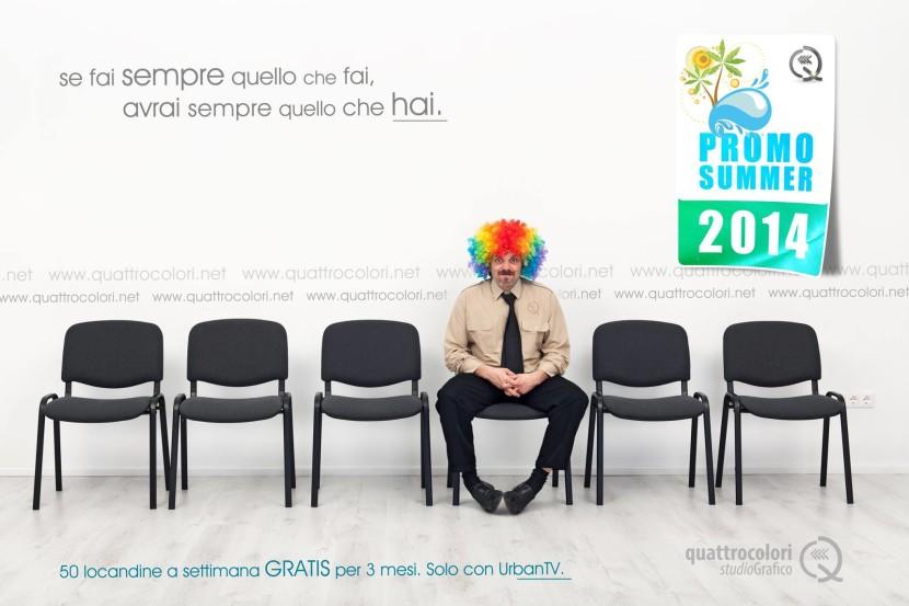 Promo Campagna Pubblicitaria Summer 2014