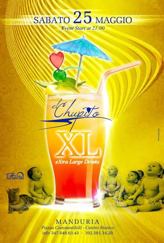 Flyer XL Chupito