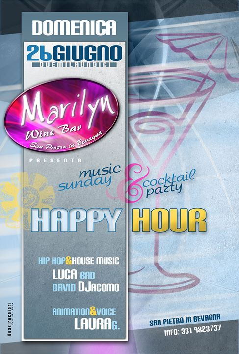 happy hours marilyn