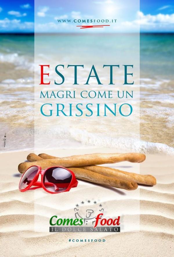 Locandina Estate 2015 Comes Food