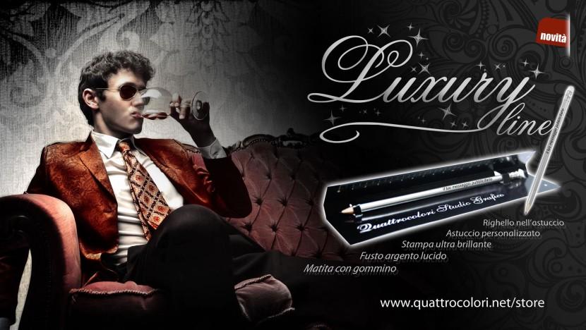 Luxury Line Quattrocolori