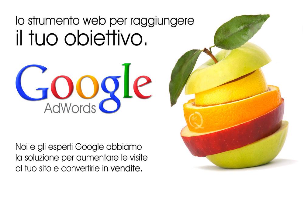 quattrocolori google adwords